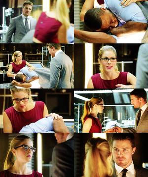 Team Arrow/Olicity 2x07