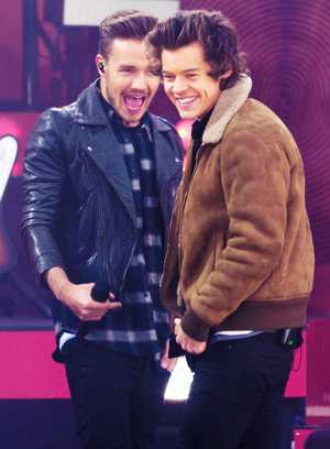 Harry and Liam ♚