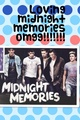 Midnight memorues - one-direction photo