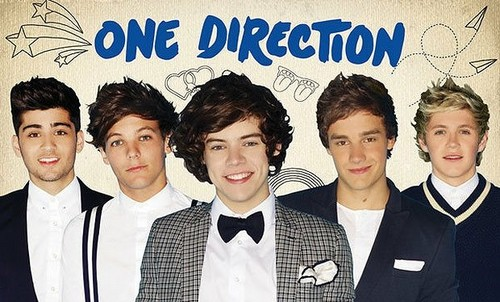 One Direction wallpaper entitled Banner one direction