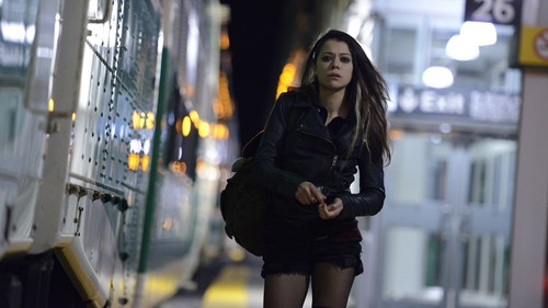 Orphan Black fond d'écran with a rue entitled orphan black fond d'écran