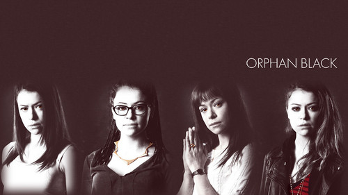 orphan black wallpaper containing a portrait entitled orphan black wallpaper