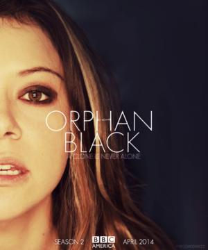 orphan black ファン art