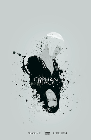 orphan black fan art