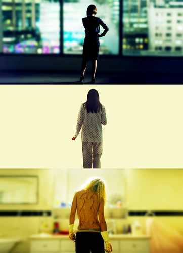 orphan black wallpaper probably containing a sign entitled orphan black fã art