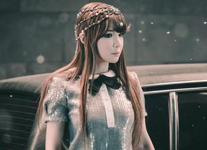 2NE1 – Concept foto-foto 'Missing You'