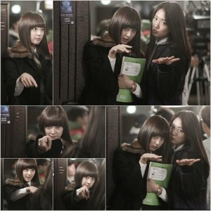 Park Shin Hye And Kim Ji Won