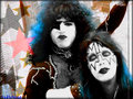Paul and Ace - paul-stanley wallpaper