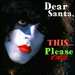 Dear Santa... - paul-stanley icon