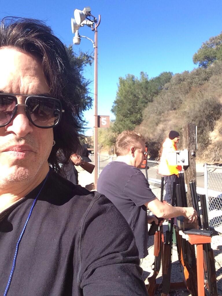 Paul ~out shooting November 30, 2013