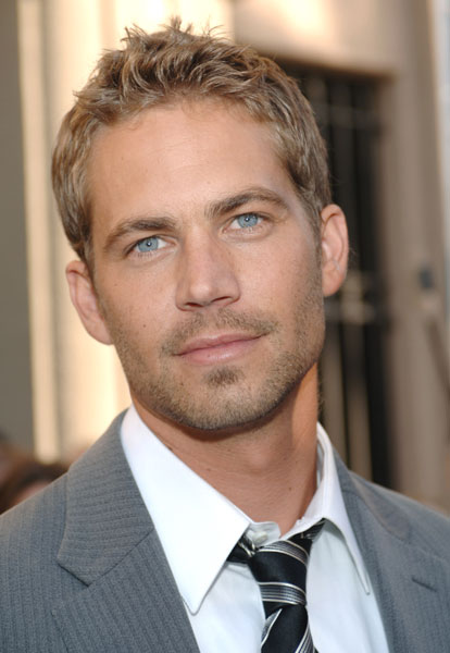 Celebrities who died young Paul Walker (1973-2013)