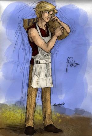 Peeta Mellark ♦