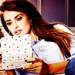Penelope Cruz Plays Nintendo DS