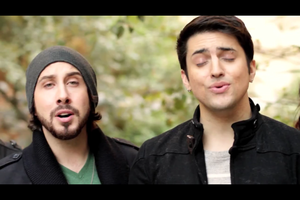 Avi and Mitch - Carol of the Bells