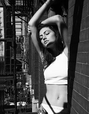 Phoebe Tonkin photographed によって Alexandra Nataf