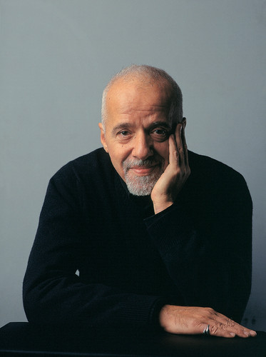 Poets & Writers wallpaper entitled Paulo Coelho