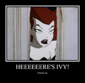 Heeeeeere's Ivy! - poison-ivy photo