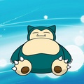 pokemon - Snorlax: The evolved form of Munchlax wallpaper