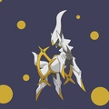Arceus: The Creator Pokemon - pokemon photo
