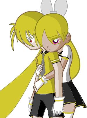 Blossick-Rin and Len