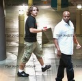 Prince Jackson and Remi Alfalah went to the movies at Arclight Cinemas, in Sherman Oaks July 27 2013 - prince-michael-jackson photo