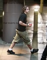 Prince Jackson and Remi Alfalah went to the movies at Arclight Cinemas, in Sherman Oaks July 27 2013