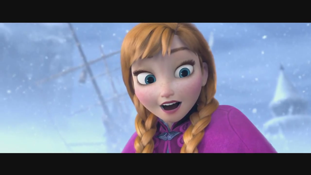 Frozen موسیقی video screencaps