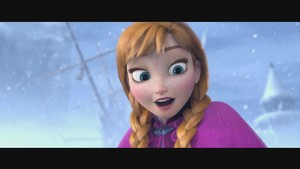 frozen música video screencaps