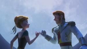 Любовь is an open door video clip Screencaps