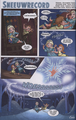 Anna and Elsa comic