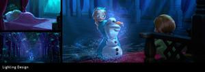 frozen Lighting diseño