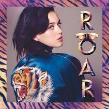 Roar single cover