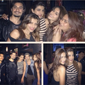 patry with illeana  - priyanka-chopra photo