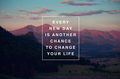 Change Your Life - quotes photo