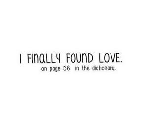 Found Любовь
