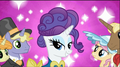 Rarity Becoming Populat - rarity-the-unicorn photo