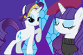 Rarity Becoming Popular - rarity-the-unicorn photo