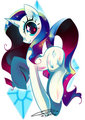 Rarity Sparkles - rarity-the-unicorn photo