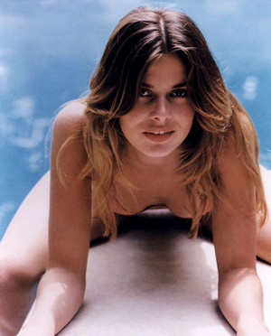 Nastassja Kinski (She's Wearing a Bikini, if That Isn't Obvious)