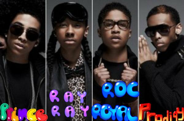 Roc Royal,Princeton,RayRay,Prodigy
