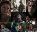 Rumbelle collage