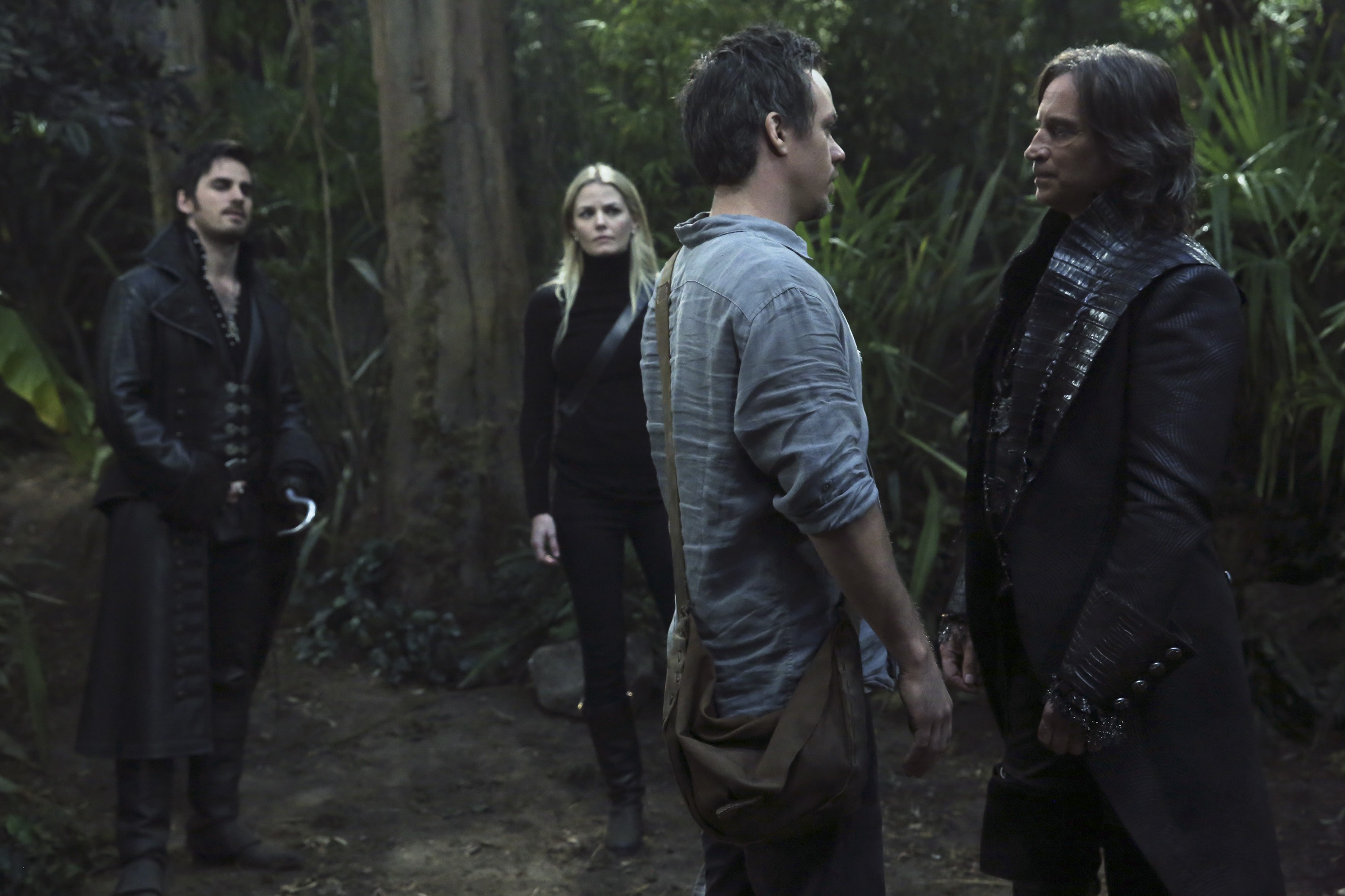 Rumpelstiltskin- 3x08- Think Lovely Thoughts