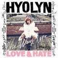 Hyorin – Love & Hate - sistar-%EC%94%A8%EC%8A%A4%ED%83%80 photo