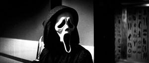 Ghostface in Scream 1-4