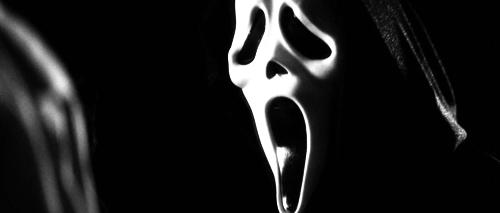 Ghostface in Scream 1-4