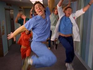scrubs , Cast