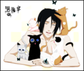Sebastian and Kitties