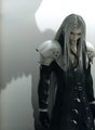 Sephiroth (One-winged angel) - sephiroth photo