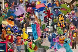 Sesame Street tribute