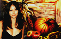 Happy Thanksgiving - shannen-doherty wallpaper
